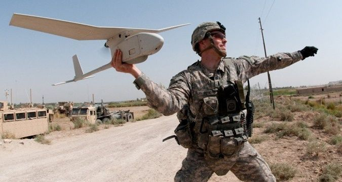 APU will receive mini-drones for reconnaissance from the US