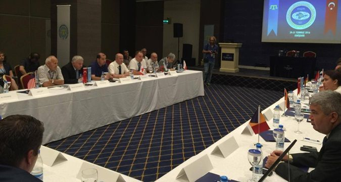 Fifth session of WCCT Executive Committee finished