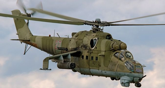 Russian helicopters fly over Crimea and drones over ATO zone