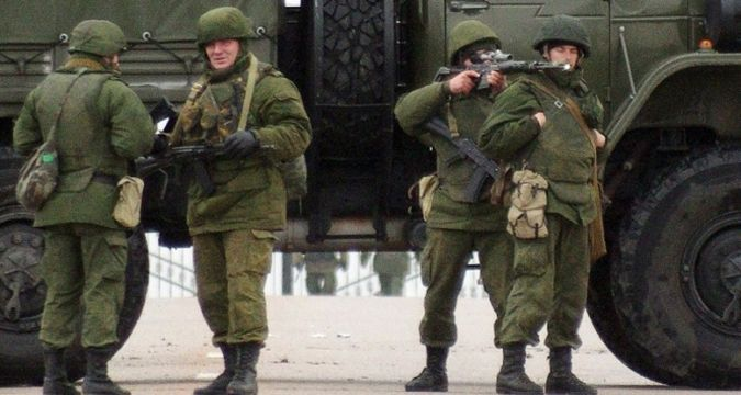 Reason for Crimean Security Forces concern reported