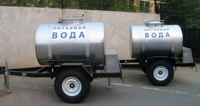 Seven Crimean regions faced lack of drinking water