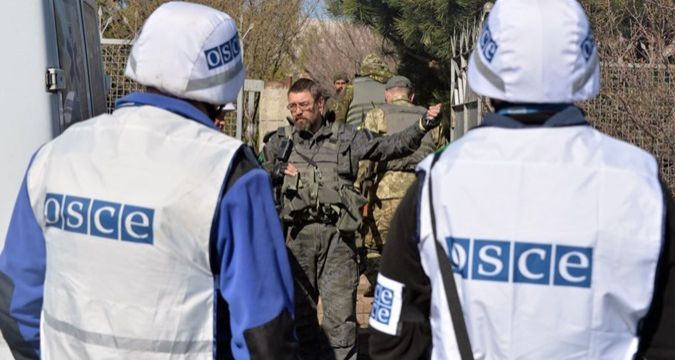 Russia not allowing OSCE observers to Crimea