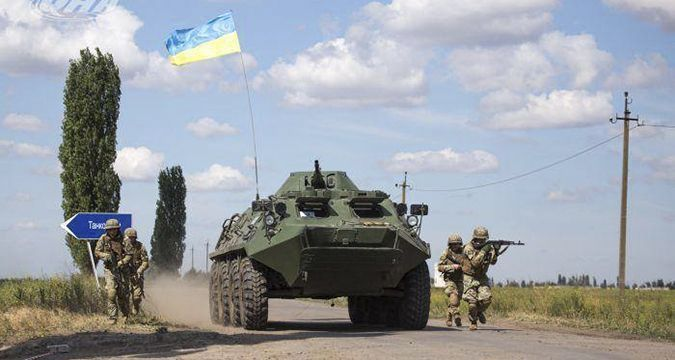 Russian Military plotting provocations in Donbas for media