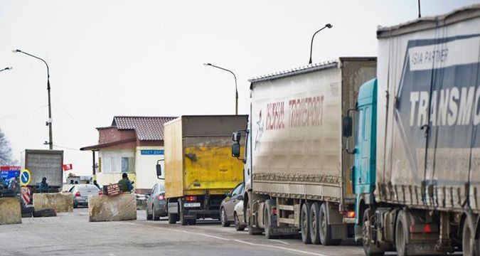 Ukraine to simplify rules of crossing border with Crimea