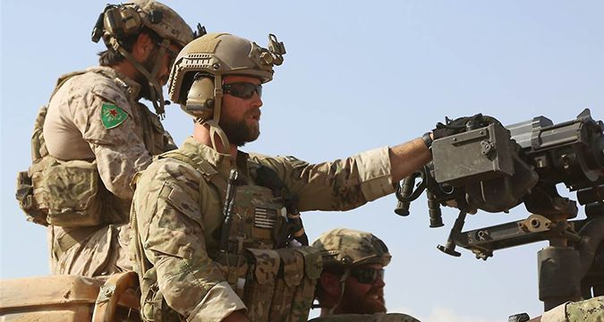 Pentagon: Syrian Air Force bombarded the US special forces
