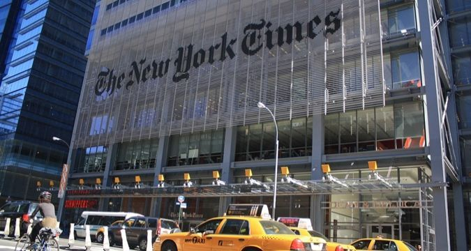 New York Times published article about Umerov