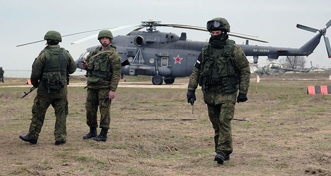 Russia works out plan of action during conflict with NATO
