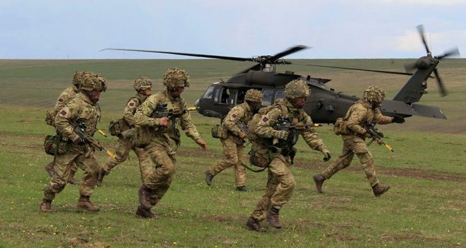 Active phase of RF military exercises started in Crimea
