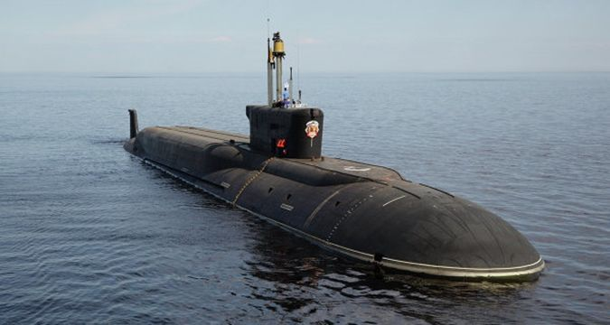 Russian ships and submarines spotted near Latvian borders