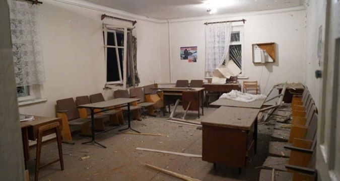 Recruitment office exploded in occupied Shahtarsk