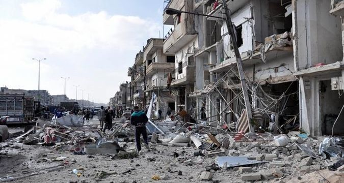 Death toll in Syria overstepped 300 K