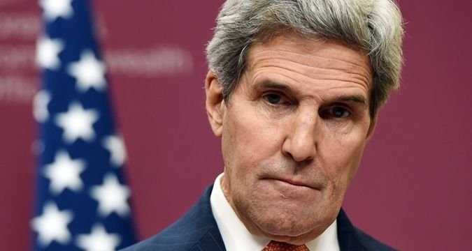 Kerry: Russia must stop playing to audience