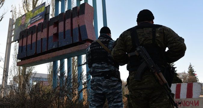 Donetsk criminals hiding from police in Crimea and Russia