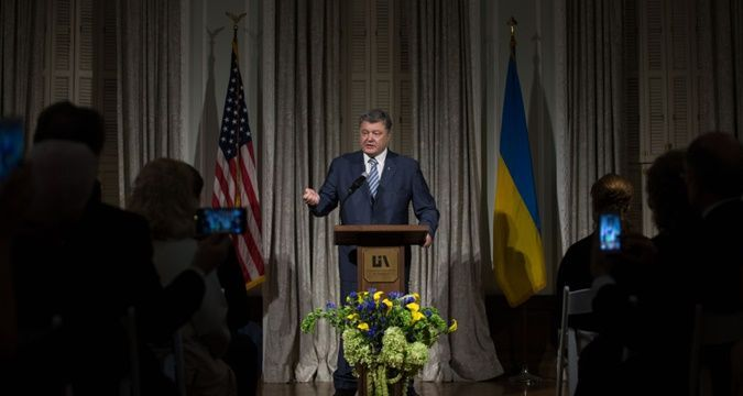 Poroshenko arrived to US to attend UN General Assembly