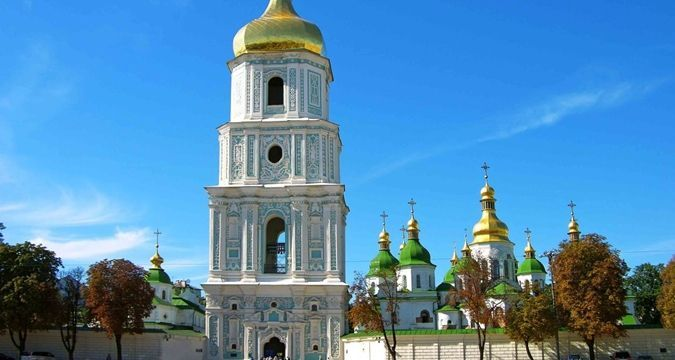 Eurovision opening ceremony to be held in St. Sophia