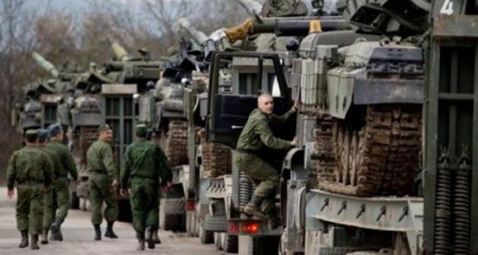 Russian occupants refuse to go to Donbas