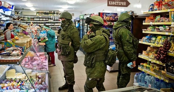 RF to spend money allocated to Crimea on military purposes