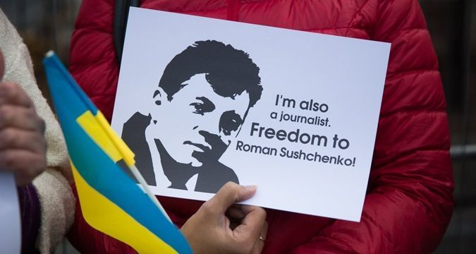 RF emissary from Rivne can be exchanged for Sushchenko
