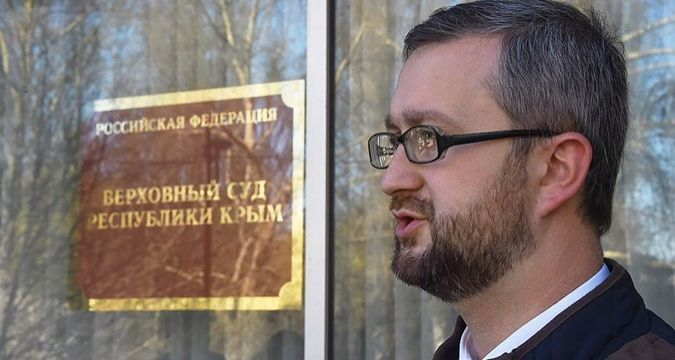 First Deputy Chairman of Mejlis summoned to FSB