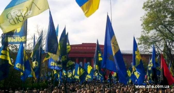 March of Heroes' Glory held in center of Kyiv