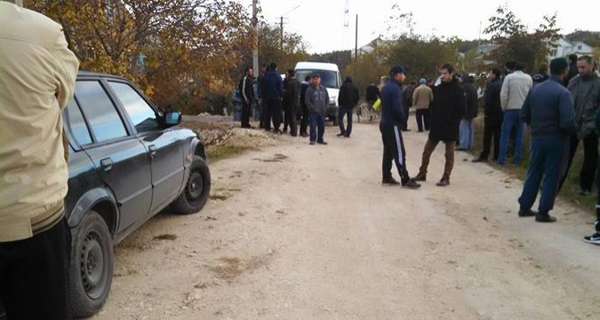 Another searches conducted in Bakhchysarai