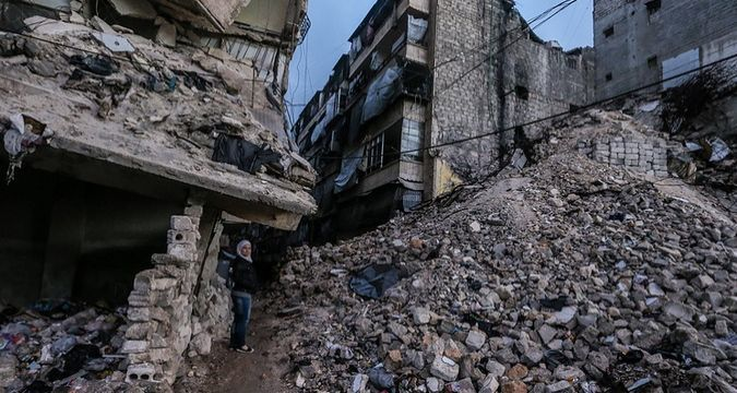 Russia: Humanitarian pause in Syria is not relevant