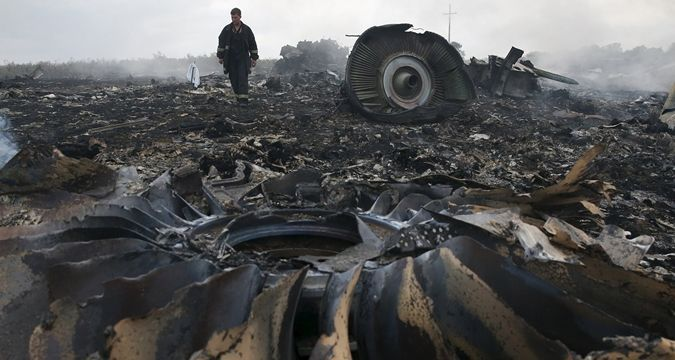 Russia provided new data on downed Boeing