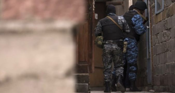 Smedlyaev: Searches and arrests in Crimea continue