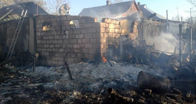 ATO: Mariupol direction is under artillery fire