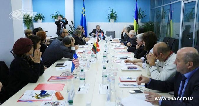 WCCT Executive Committee continues its work in Kiev