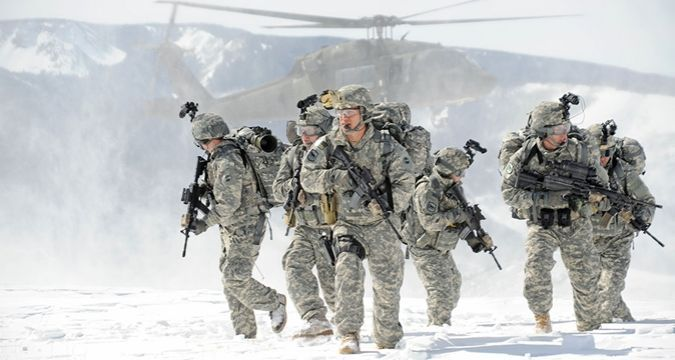 Huge NATO army will soon be ready to stop Russians