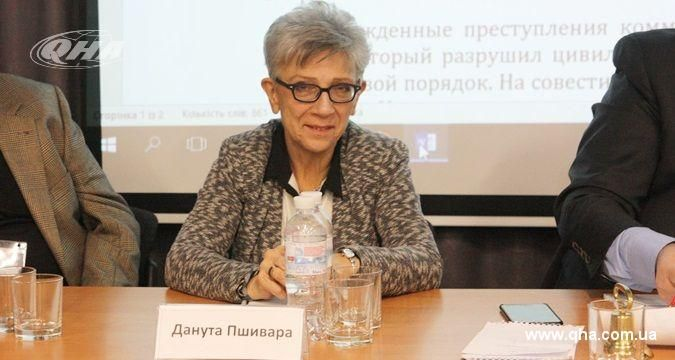 Danuta Pshivara: We can't allow the world to forget about Crimea
