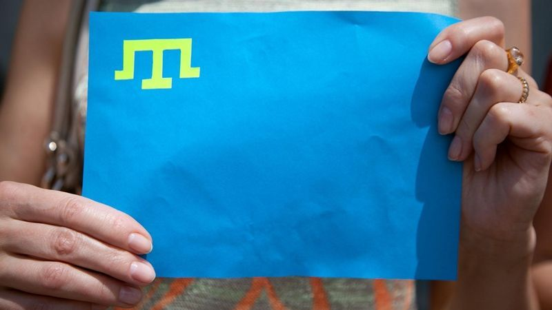 Protest in support of Crimean Tatars to launch in St. Petersburg