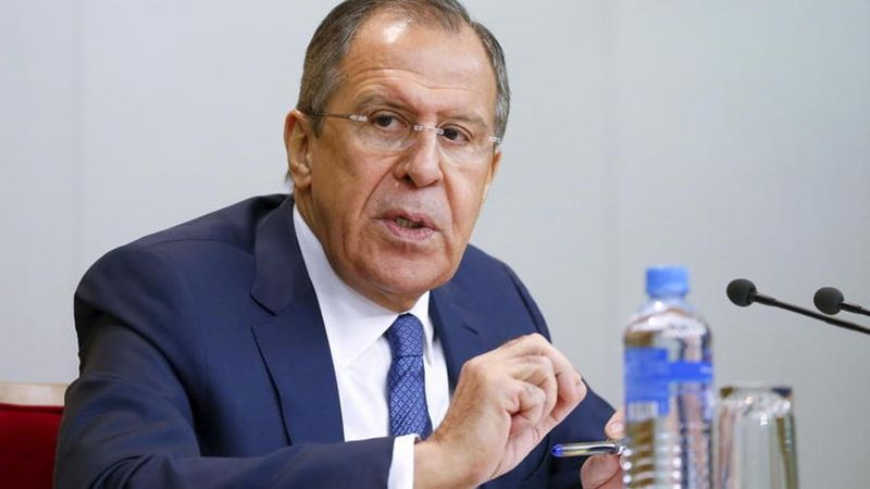 Lavrov will discuss situation in Ukraine with Turkish counterpart