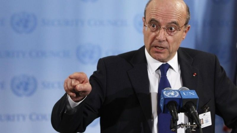 French ex-Prime Minister: I do not accept annexation of Crimea