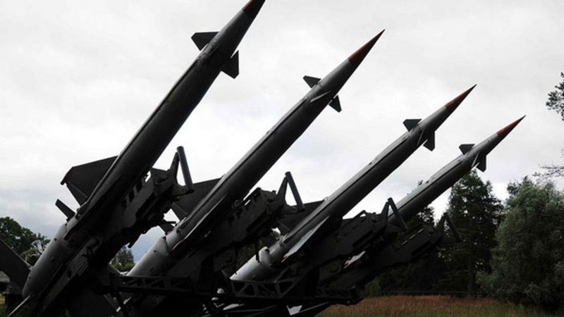 Missile exercises has launched in southern Ukraine