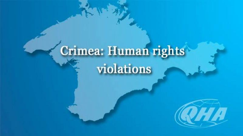 Chronicle of human rights violations in Crimea Nov 25 – Dec 1