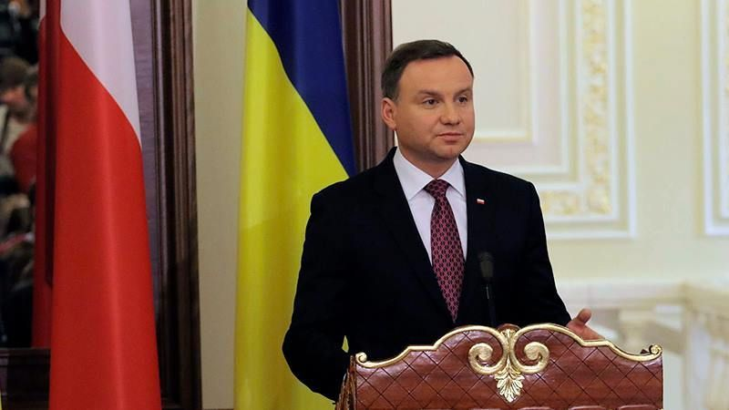 Poland will never recognize occupation of Crimea