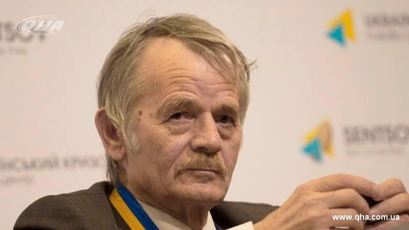Jemilev: Europe can pay people's lives for lifting of sanctions
