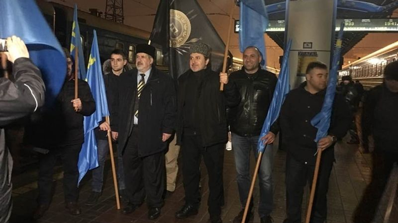 Crimean Tatars send message to Russian people