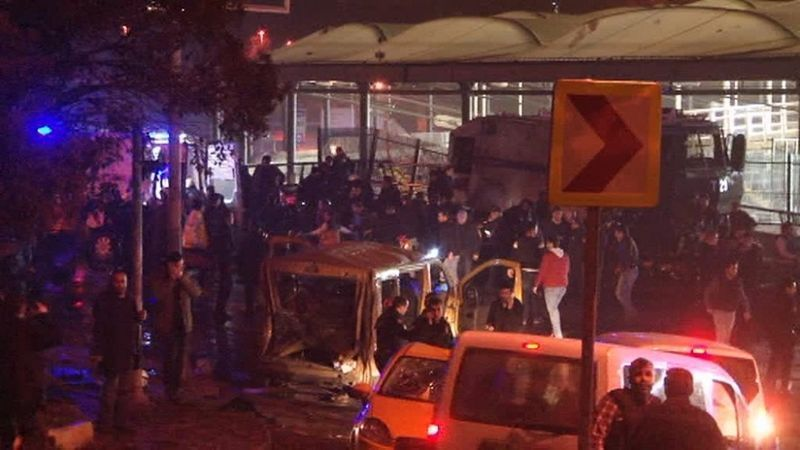 It is known who is behind the terrorist attack in Istanbul