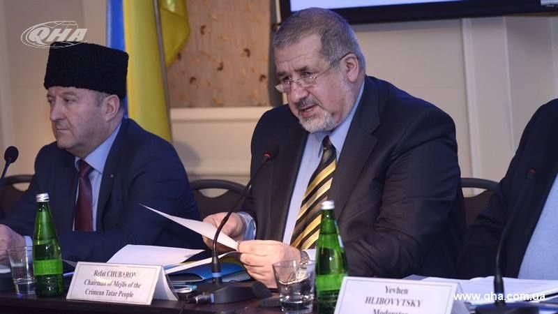 Mejlis discussed protection of Crimean Tatars with diplomats