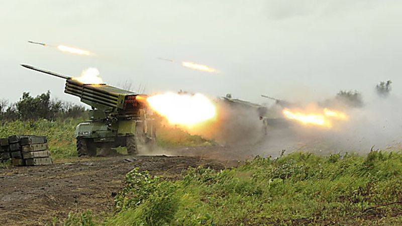 British experts confirmed Ukraine shelled from territory of RF