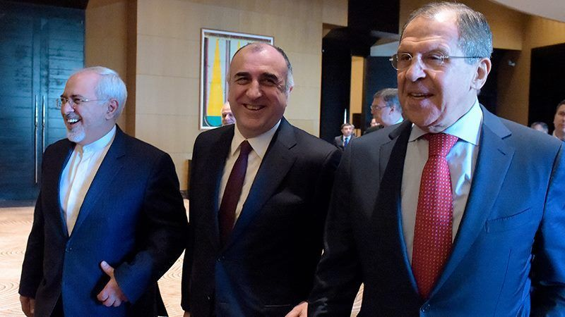 Russia, Iran and Turkey agreed on situation in Syria