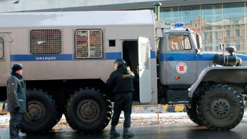 Activists detained in Moscow released