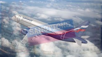 """Russian Airlines """"looking for"""" sanctions for flights to Crimea"""