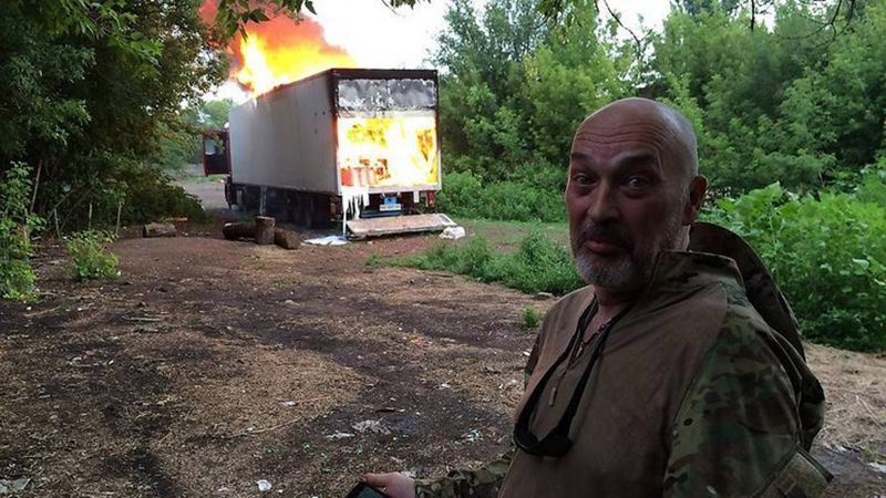 Tuka reminded pro-Russian terrorists they are illegal in Russia