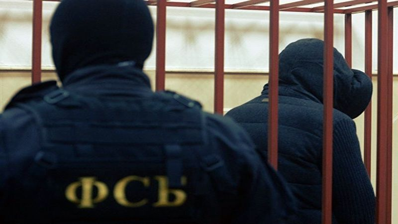 Crimea resident fired from job due to arrest of FSB