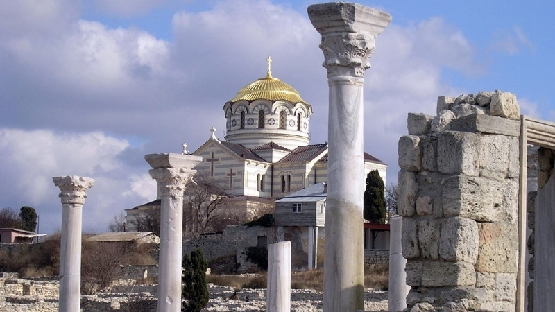 Chersonese may lose historical status due to Russian Church
