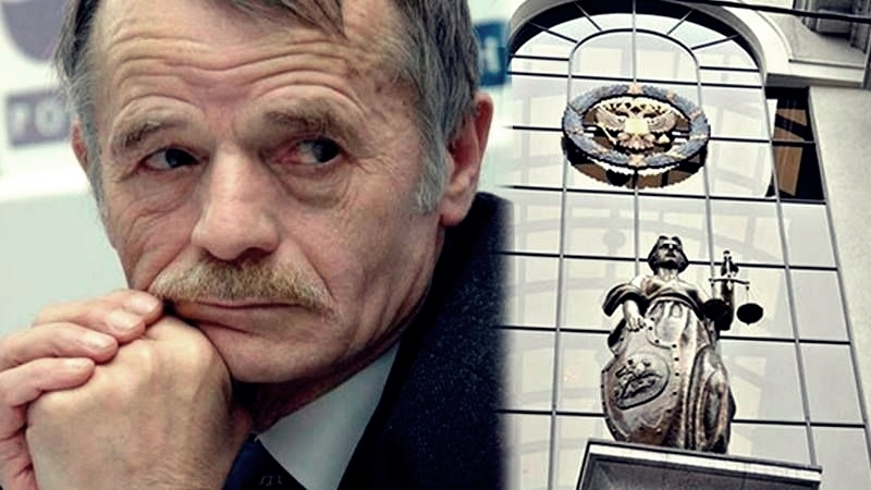 Moscow Court impaded forwarding of Dzhemilev's complaint to ECHR